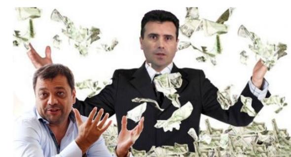 """""""Криминалната дружина на Заев сака да располага со парите на граѓаните- тој потврди дека метлата е само маска и козметичка операција"""""""