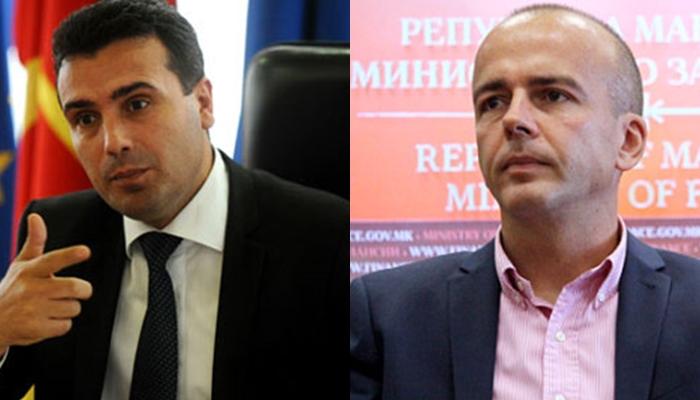 ВМРО-ДПМНЕ: Заев и Тевдовски ја манипулираат јавноста- наместо празни зборови, да ги исполнат ветувањата за подобрување на животниот стандард на граѓаните