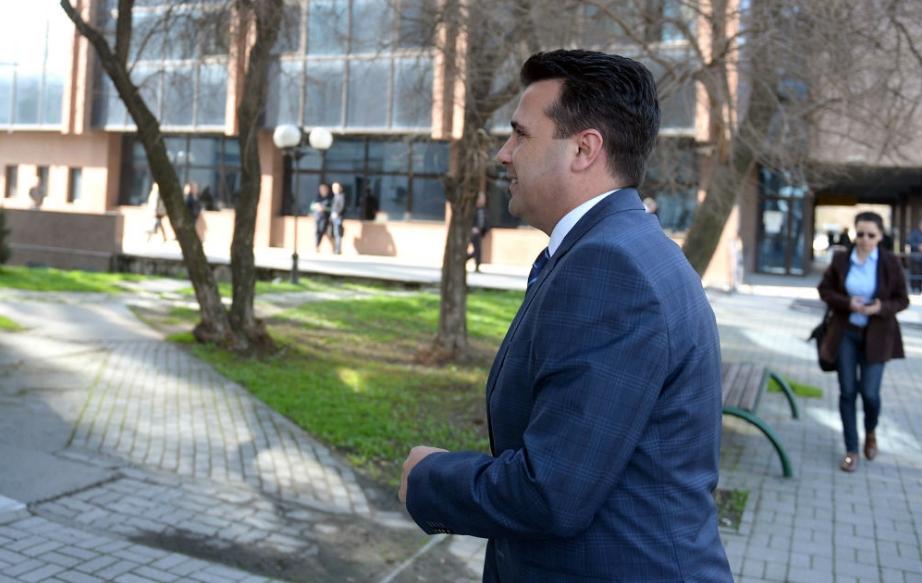ВМРО-ДПМНЕ: Додека криминалниот картел ја пустоши државата, Заев си најавува политички пресуди кои судот само ги запишува на хартија и потоа ги презентира