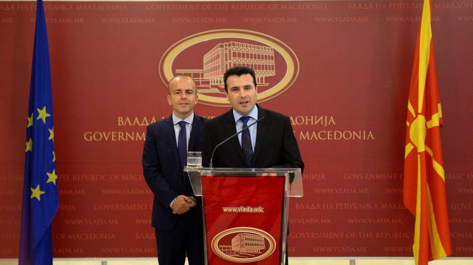 Нова катастрофа на Заев и Тевдовски: Во ноември девизните резерви паднаа за 27 милиони евра, секое 4 члено семејство изгубило по 3.200 денари