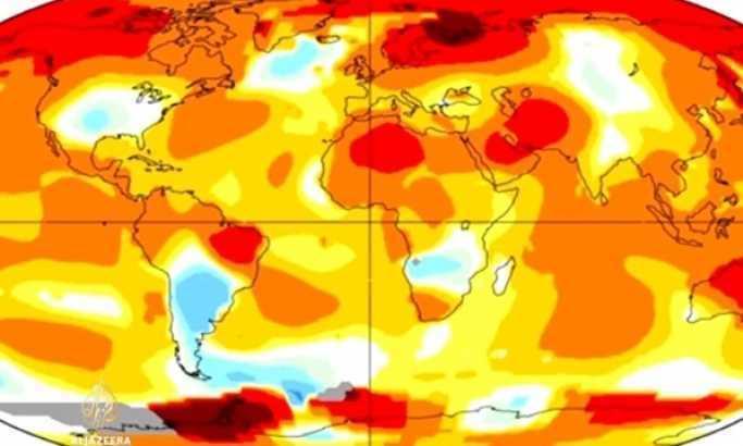 Најтопол ден во Австралија од 1939 година, измерени 47,3 степени