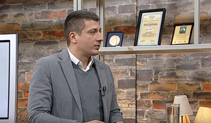 Перински: Законот за двојазичност и договорот со Бугарија не носат добробит за македонскиот народ