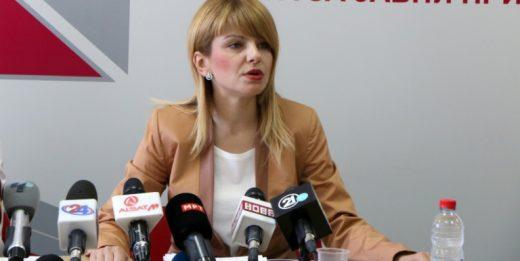 Сања Лукаревска го зазеде местото на Шекеринска