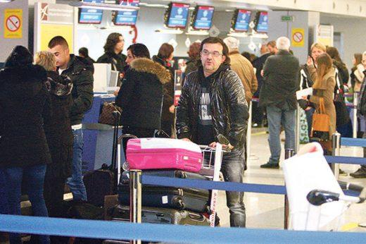 Распишана потера по пејачот: Аца Лукас не смее да ја напушти Србија