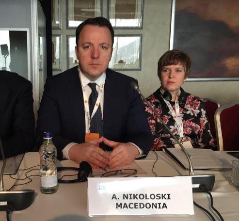 Николоски на самитот на ЦДИ: Мојата партија е под напад, постои цензура и супресија