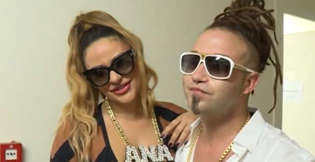 Дојдоа во Скопје и одлучија да се смират: Ана и Раста наместо развод, планираат венчавка