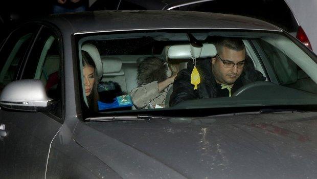 Дарко Лазиќ и Ана Севиќ првпат заедно во јавност откако признаа дека се разведуваат (ФОТО)