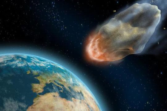 Опасен астероид поголем од Кеопсовата пирамида се приближува кон Земјата (ВИДЕО)