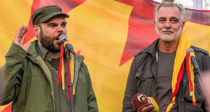 Арнаудов, Дамовски и Илиевски излегуваат од Шутка
