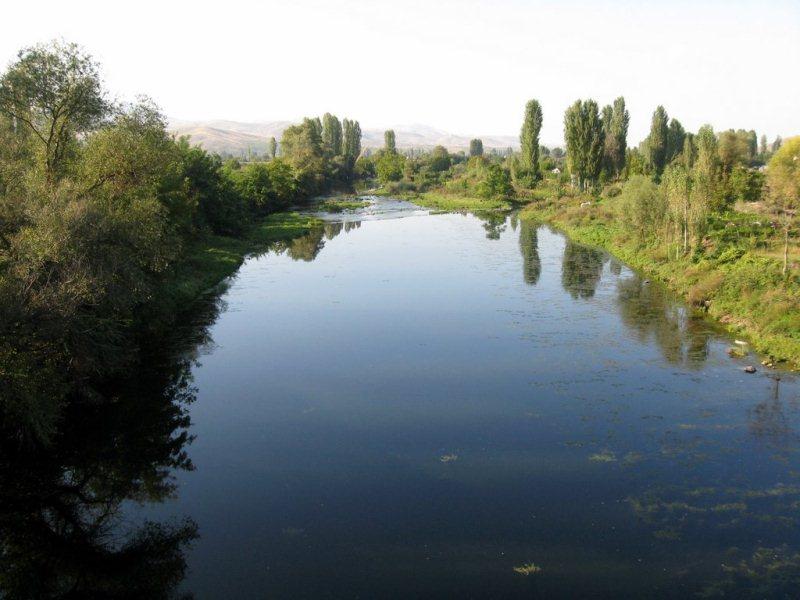 Црна се излеа- поплавени населени места во општина Демир Хисар