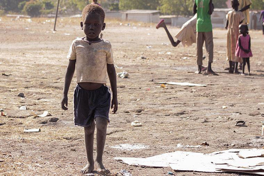 Ужасна судбина: Деца се продаваат во замена за крави