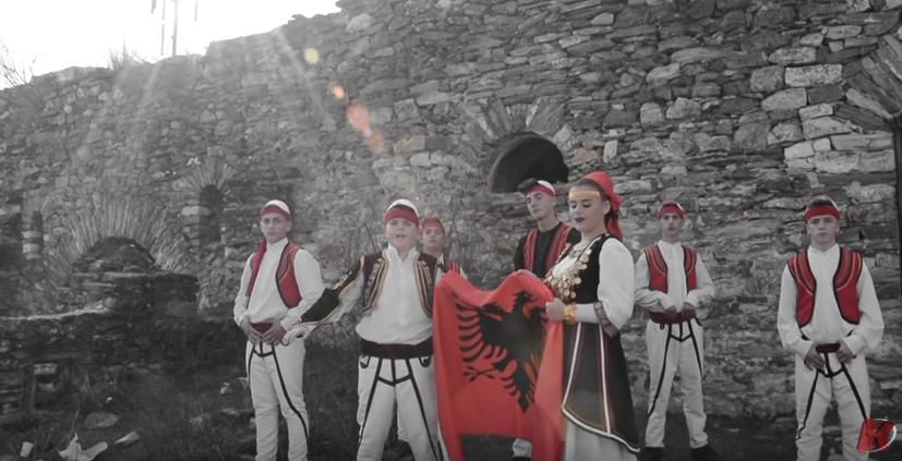 Дете-талент пеејќи за Исмет Јашари и УЧК доби субвенција од Министерство за култура (ВИДЕО)
