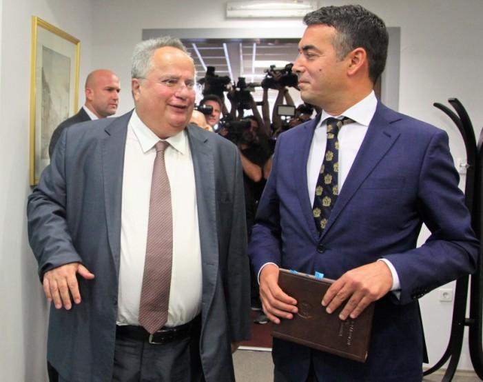 Димитров и Коѕијас се усогласуваа околу потешките прашања, средба со Нимиц на 12 мај