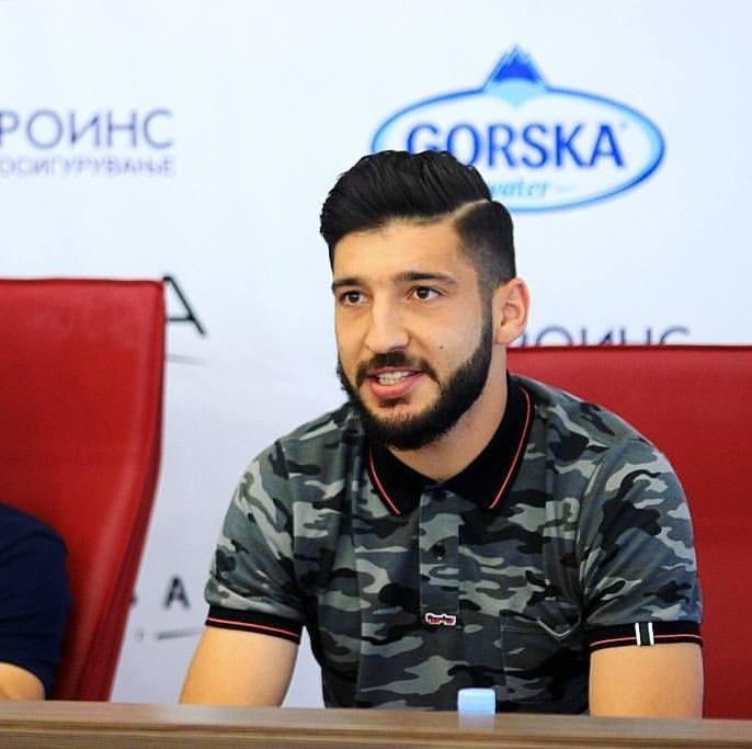Македонскиот репрезентативец стана татко