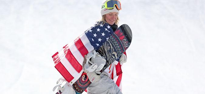 Андерсон првата сноубордистка која го одбрани златото