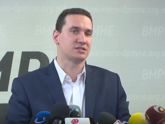 Ѓорчев на глобалниот самит на ИДУ: Македонија назадува на секое поле, ВМРО-ДПМНЕ ќе биде алтернатива и надеж за македонските граѓани