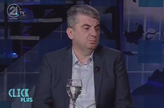 Рафајловски: Не се потребни повисоки даноци туку даноци кои сите ќе ги плаќаат