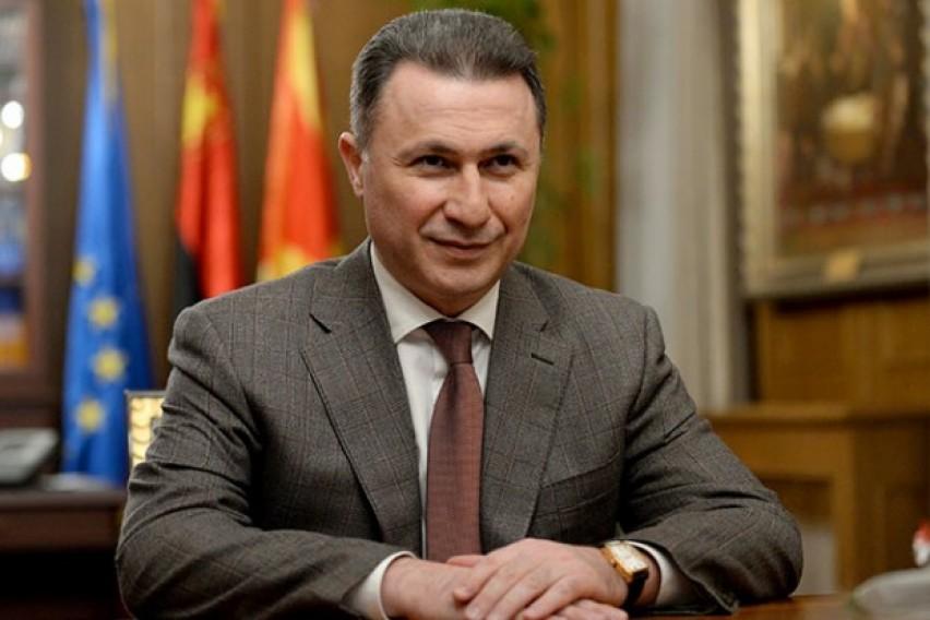 Апелација го укина притворот на Груевски