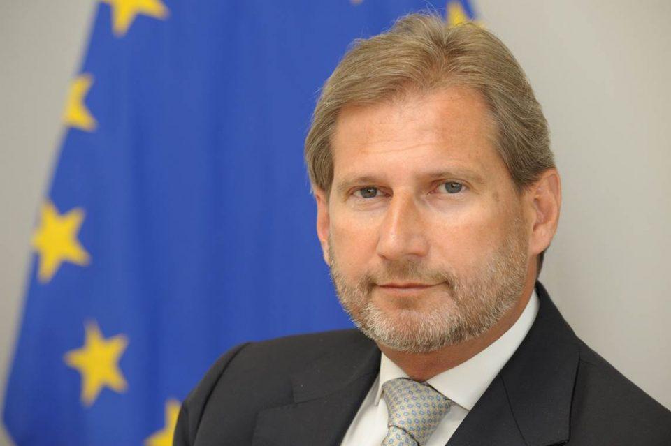 Хан: Сега треба лидерите на Западен Балкан да ја преземат топката