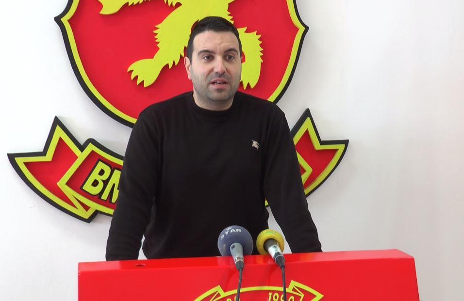 Ефтимов: СДСМ поради лажни ветувања од Штип треба да си оди и тоа со првиот превоз, а тоа се брзите локални избори