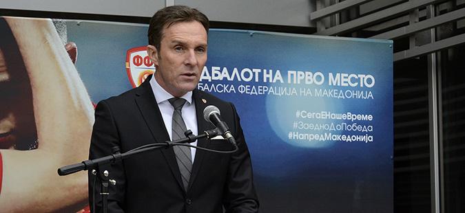 Ѓорѓиоски: Лани остваривме многу, плодовите допрва ќе ги собираме