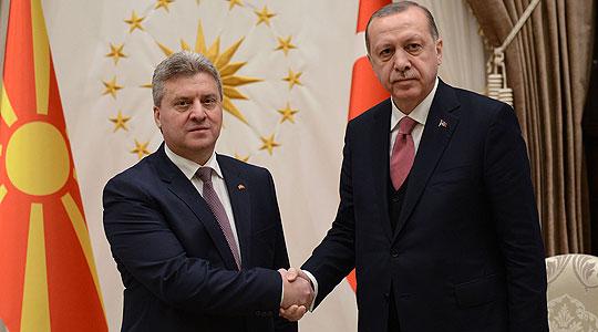 Иванов: Македонија очекува помош од Турција за членство во НАТО