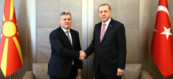 Претседателот Иванов во официјална посета на Турција