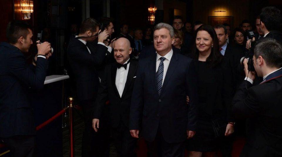 Претседателот Иванов награден за светско лидерство поради инвестирање во новите генерации