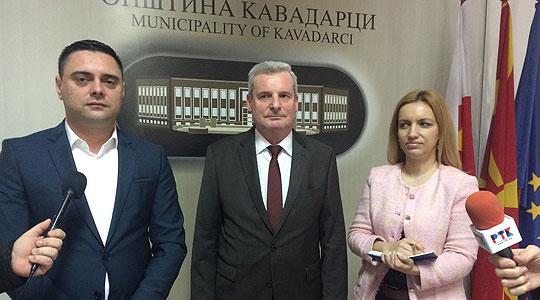 Герберих по средбата со Јанчев: Расте интересот на германските инвеститори за Кавадарци