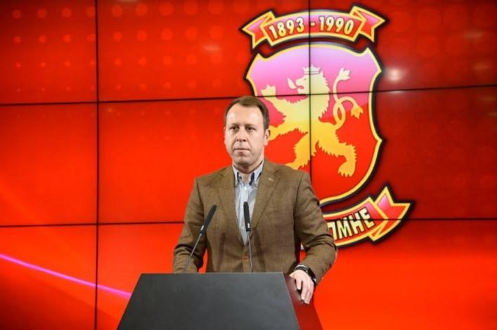 Јанушев: Правосудните органи под притисок на власта си поигруваат со човечките судбини, Македонија е заробена од страна на СДСМ