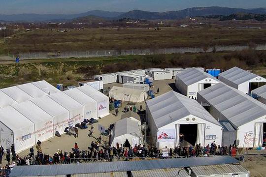 УНХЦР предупредува на ризик од сексуално насилство во грчките бегалски кампови