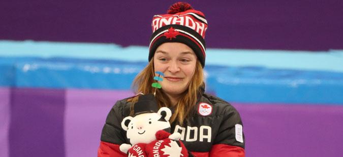"""""""Ако те најдам, ќе умреш"""", закани за канадска олимпијка"""