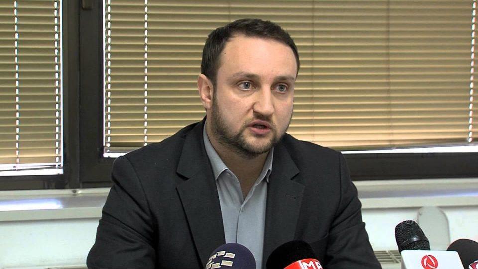 """Кирацовски пристигна во Обвинителството на распит за """"Рекет"""""""