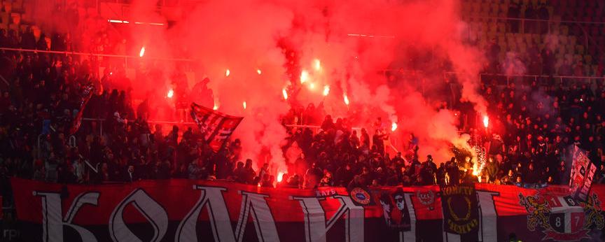 Остра казна за Вардар од УЕФА