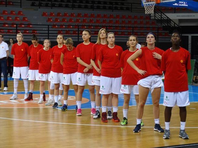 Загубија со 60 коша разлика: Фијаско на македонските кошаркарки во Италија