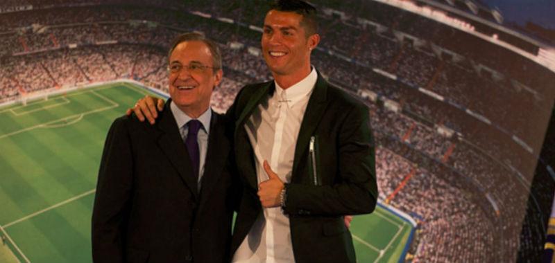 Првиот човек на Реал до Роналдо: Ако си одиш, ќе те замени Меси