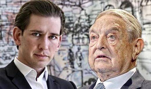 Курц му се закани на Џорџ Сорос: Имаш 28 дена да си одиш од Австрија!
