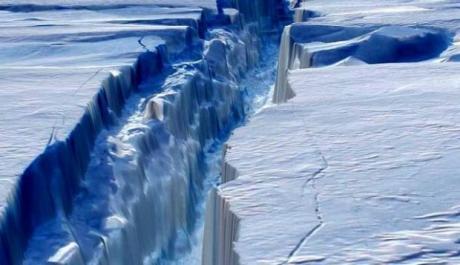 Антарктикот пукна и се појави свет кој не е виден 120.000 години- што се крие таму