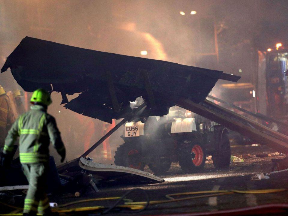 Детали за експлозијата во Лестер, загинаа четири лица