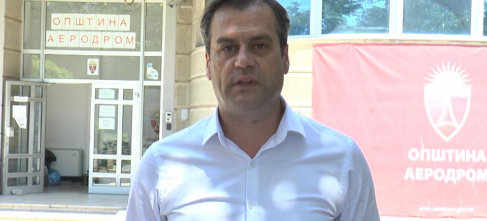 ВМРО-ДПМНE до Марин: Ги излажа граѓаните, сега се правдаш дека си немоќен, градежната експанзија на зелени површини зголемена
