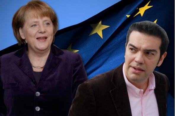 Меркел и Ципрас телефонски разговарале за нашето уставно име