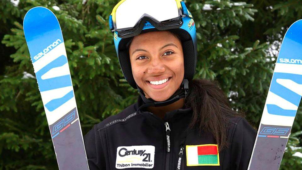 ФОТО: Запознајте ја Клерк, прва жена олимпиец од Мадагаскар