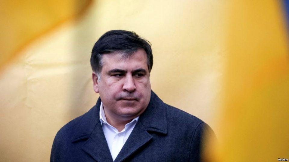 Саакашвили приведен во Киев