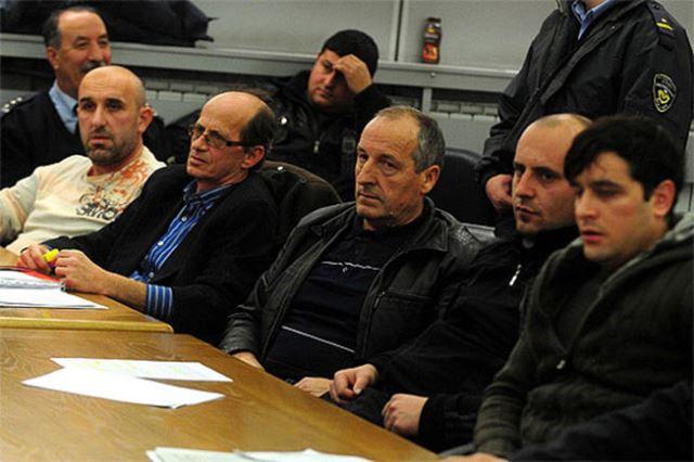 Фејзи Азири повторно е вратен во затворот во Штип