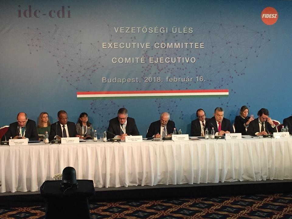 Николоски: Приемот во ЦДИ е првиот голем меѓународен успех на новото раководство на ВМРО-ДПМНЕ