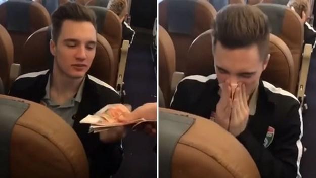 Жестоки критики за фудбалерот: Носот си го брише со 70 евра (ВИДЕО)