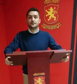Божиновски: СДСМ со партизација и политички прогон го урна угледот на полицијата