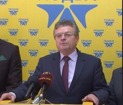 ПОДЕМ: Отстапките и тајното преговарање ги разгоруваат апетитите на неповиканите кумови на Македонија