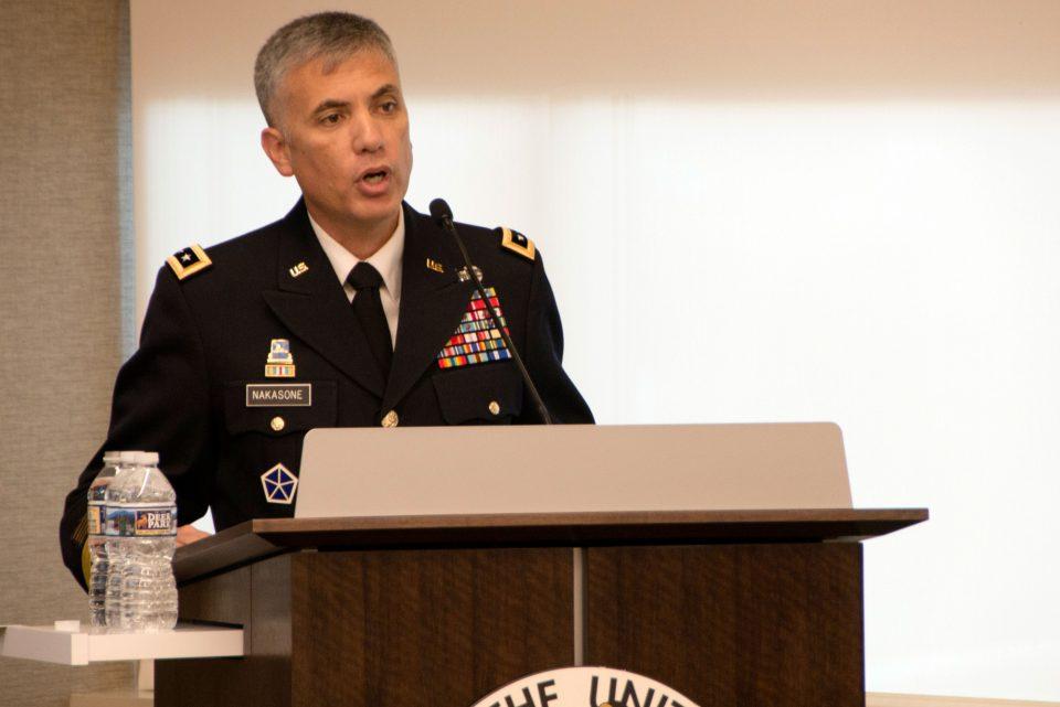 Генералот Пол Накасоне номиниран за директор на НСА