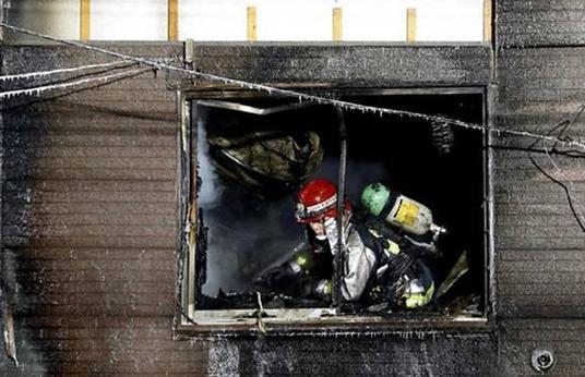 Единаесет бездомници загинаа во пожар, трагедија во Јапонија
